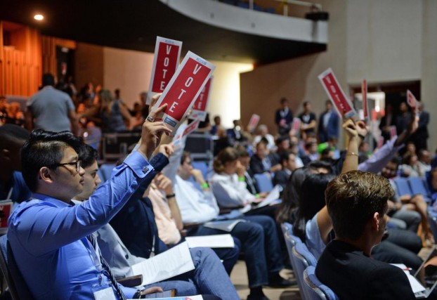 «Le congrès des jeunes libéraux a fait sursauter... (Photo Erick Labbé, Le Soleil)