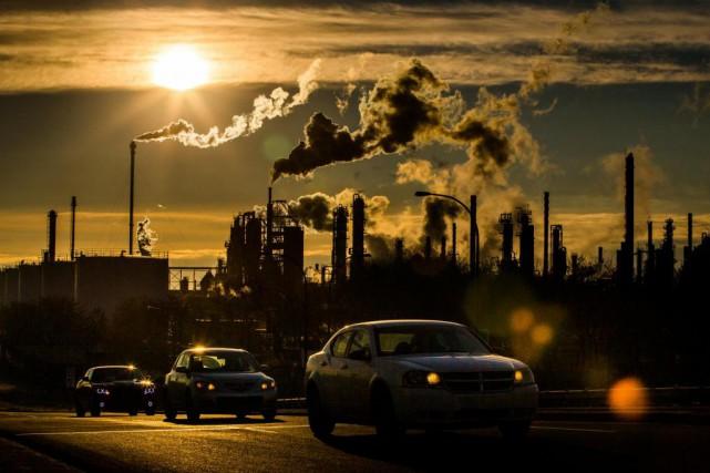 «La transition énergétique doit être vue comme un... (PHOTO MARTIN TREMBLAY, archives LA PRESSE)
