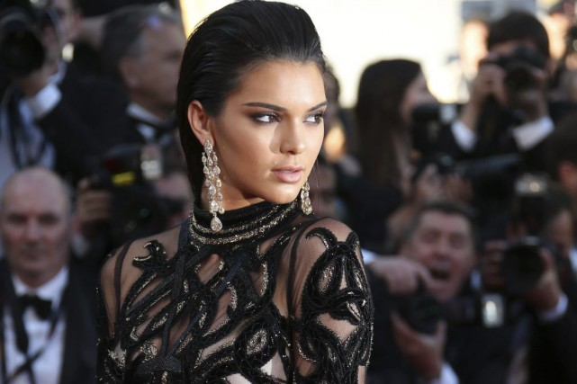 Kendall Jenner... (PHOTO ARCHIVES AP)