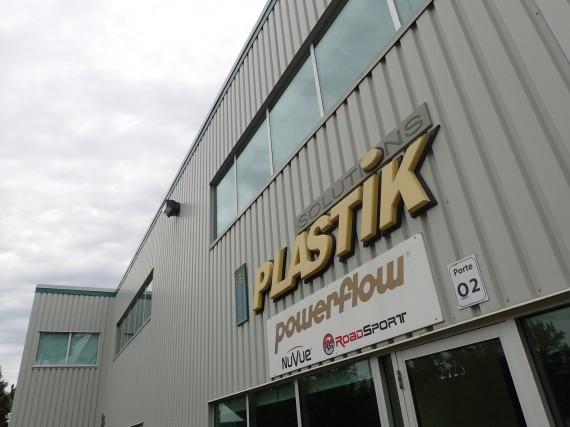 La PME Solutions Plastik investit 1M$ dans son usine, une somme qui permettra...