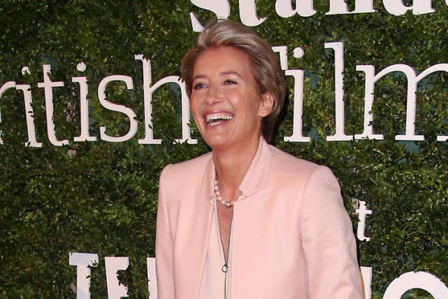 Emma Thompson... (AP)