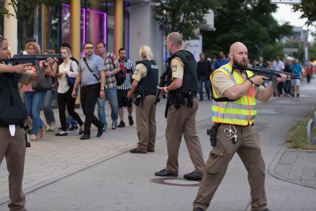 La fusillade du 22 juillet a eu lieu... (PHOTO AP)
