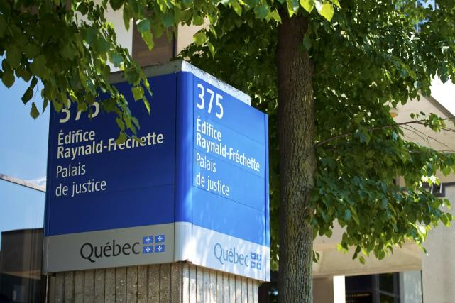 L'individu de 28 ans a été accusé de... (Spectre Média, Jessica Garneau)