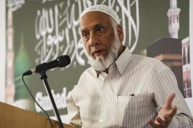 Le président du Conseil suprême islamique du Canada,... (PHOTO PC)