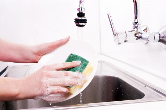 Un des objectifs gouvernementaux pour la consommation d'eau... (123RF)