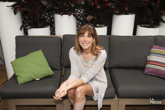 Chantal Lacroix domine la grille horaire de Canal... (La Presse, Martin Chamberland)