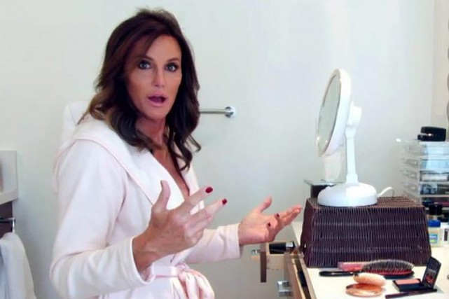 Caitlyn Jenner dans un épisode de I Am... (PHOTO AP)