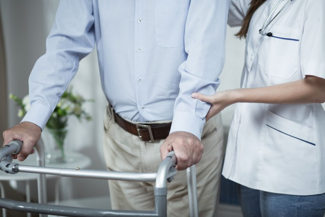 Le soutien à domicile de longue durée pourrait... (123RF)