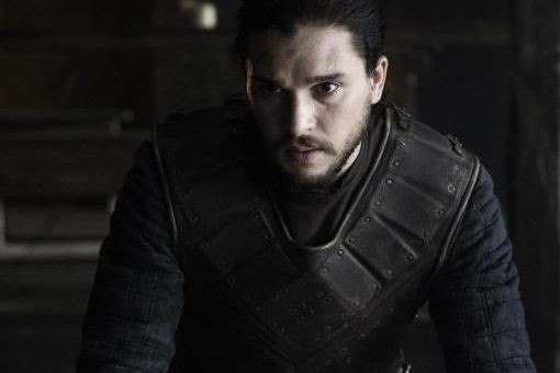 Kit Harington dans le rôle de Jon Snow... (Photo Helen Sloan, Associated Press)