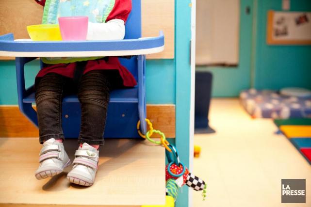 Le risque qu'un bébé soit autiste n'augmente pas... (PHOTO SARAH MONGEAU-BIRKETT, ARCHIVES LA PRESSE)