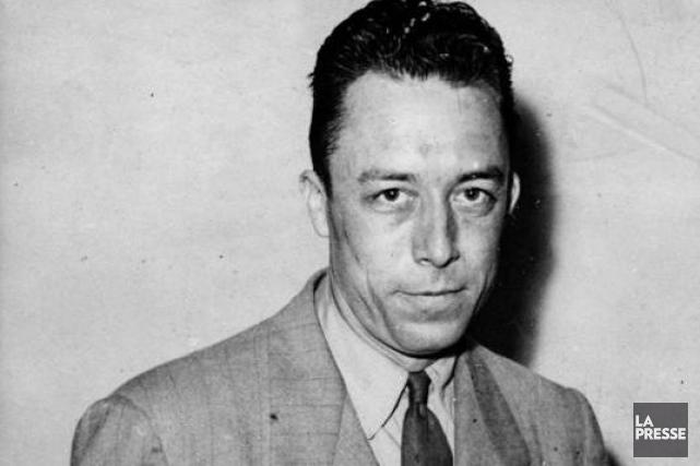 Albert Camus... (PHOTO ARCHIVES LA PRESSE)