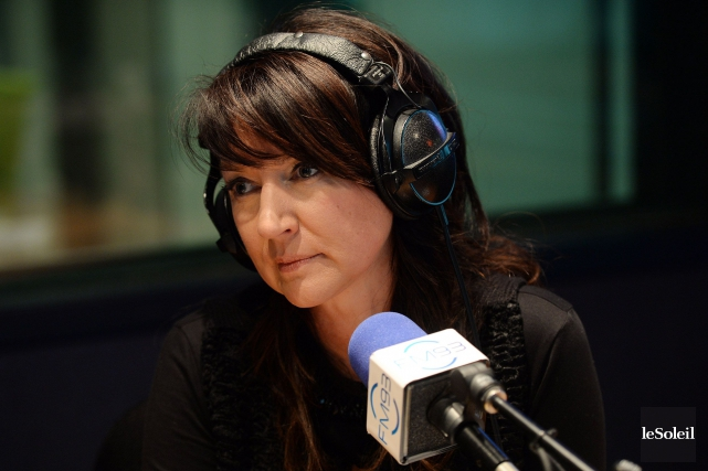 Nathalie Normandeau... (Photo archives Le Soleil, Erick Labbé)