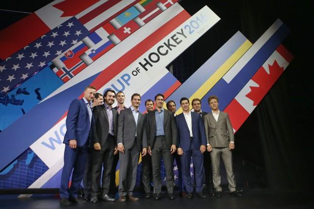 La Coupe du monde de hockey se déroulera... (Photo Tom Szczerbowski, archives USA Today Sports)