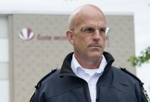 Danny McConnell a officiellement été nommé directeur du Service de police de...