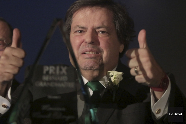 Mauril Bélanger... (Photo Etienne Ranger, Archives LeDroit)