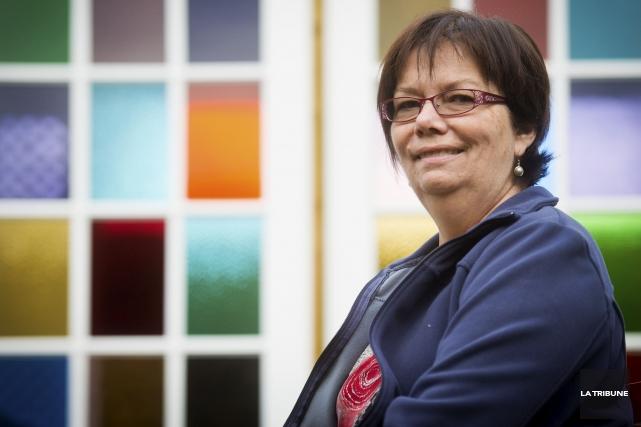 Suzanne Nadeau-Whissell dénonce le fait qu'un patient ait... (Archives, La Tribune)