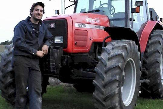 Le Warwickois Olivier Lavertu participera à la cinquième... (Photo tirée de Facebook)