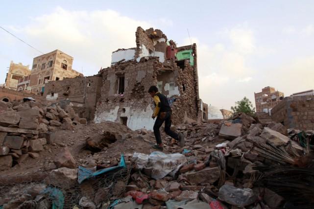 L'Arabie saoudite s'est souvent retrouvée sur le banc... (PHOTO AFP)