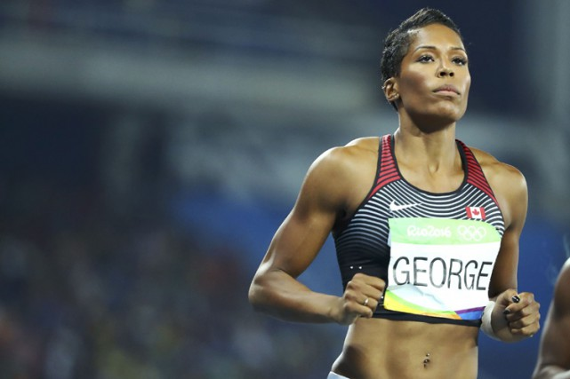 Phylicia George... (REUTERS)