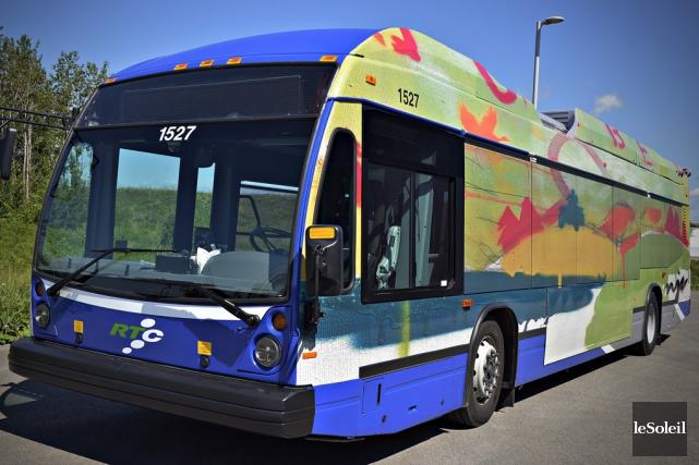 Les usagers pourront prendre un autobus qui, au... (archives Le Soleil)