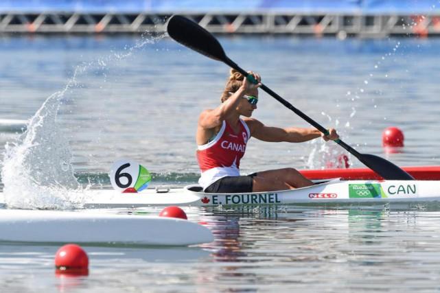 Émilie Fournel visait au moins la finale de... (PhotoDamien MEYER, Agence France-Presse)