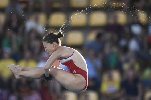 Roseline Filion... (Photo Martin Bureau, AFP)