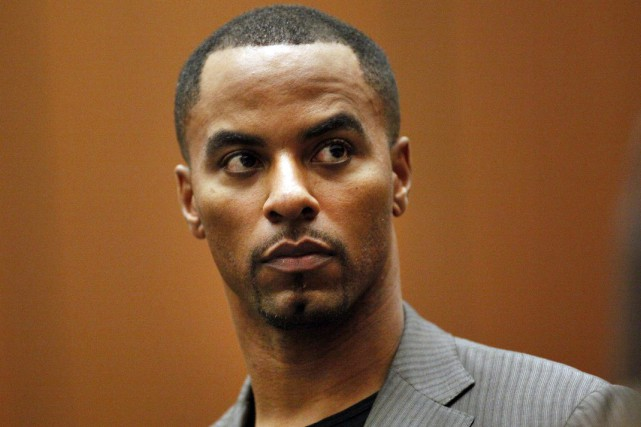 L'ancien joueur de la NFL Darren Sharper.... (Photo archives AP)