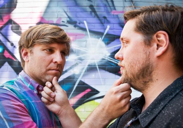 Simon Proulx et Alexandre Parr... (Spectre Média, Jessica Garneau)