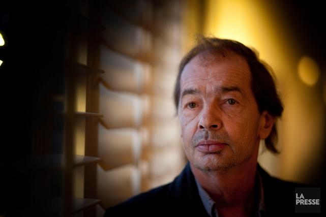 Gil Courtemanche est mort en 2011. Au fil... (André Pichette, Archives La Presse)