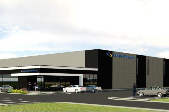 Le nouveau bâtiment permettra de regrouper les activités... (Fournie)