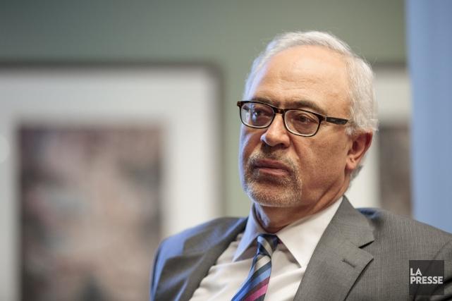 La position de M. Leitão, exprimée lors de... (La Presse, Hugo-Sébastien Aubert)