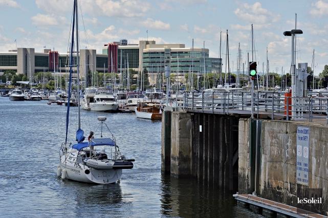 Sur une cinquantaine de bateaux observés en fin... (Le Soleil, Patrice Laroche)