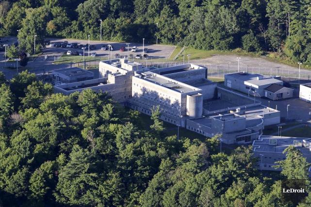 Le détenu a expliqué devant le juge que... (Patrick Woodbury, Archives LeDroit)