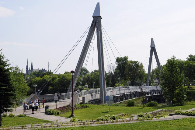 La Corporation du centre-ville de Jonquière aimerait obtenir... (Archives Le Quotidien, Mariane L. St-Gelais)