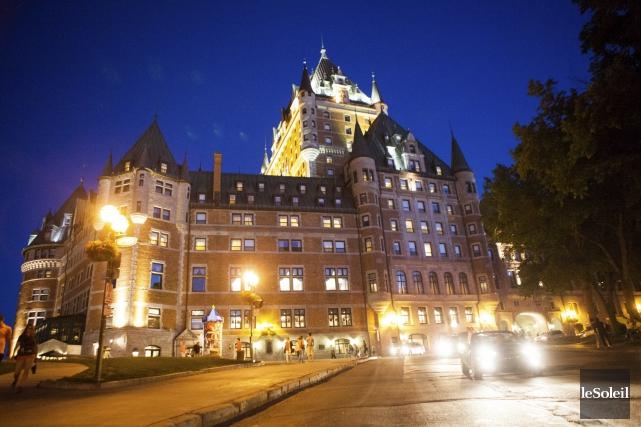 Les hôtels de Québec, qui sont déjà bien... (Le Soleil, Caroline Grégoire)