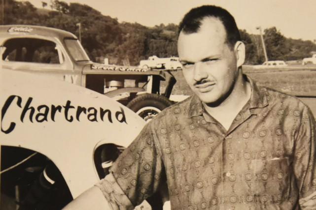 Jean-Guy Chartrand a été l'un des premiers Québécois... (Fournie par le mémorial de la terre battue)
