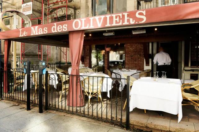 Le Mas des Oliviers fermera ses portes le... (PHOTO BERNARD BRAULT, LA PRESSE)