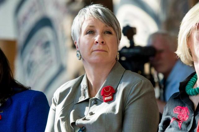 Selon la ministre de la Condition féminine, Patty... (Photo Justin Tang, archives La Presse canadienne)