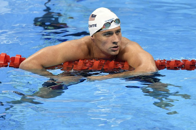 Ryan Lochte... (PHOTO Martin Meissner, archives AP)