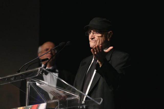 Le président du Festival des films du monde... (Photo Martin Chamberland, Archives La Presse)