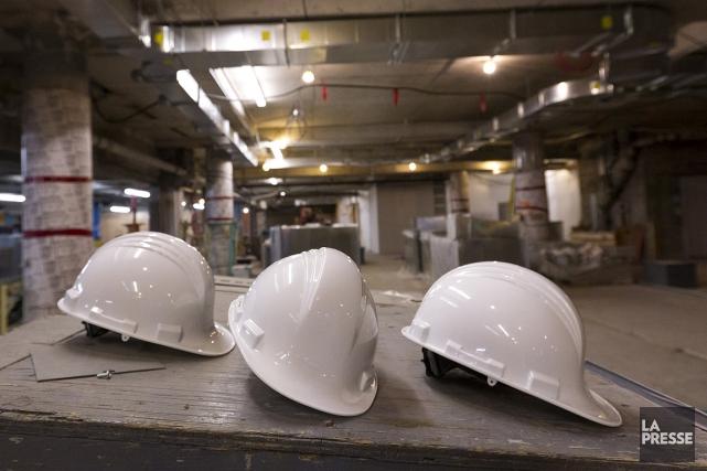 L'Association de la construction du Québec représente quelque... (Archives, La Presse)