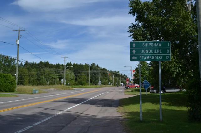 Les terrains se trouvent près des villes d'Alma... (Claudie Laroche)
