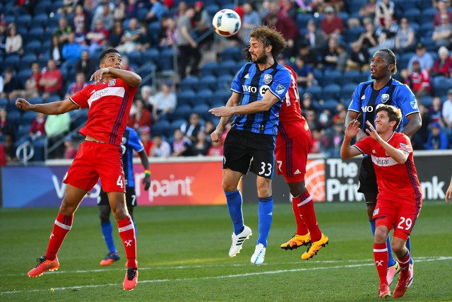 L'Impact disputera le premier d'une série de trois... (Photo Mike DiNovo, USA Today Sports)