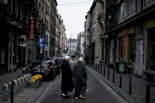 Plusieurs des personnes impliquées dans les attentats du... (Archives La Presse)