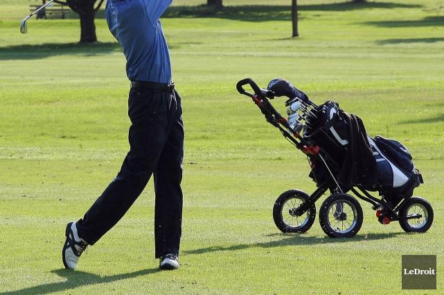 Le PGA Tour Canada reconnaît que le tournoi... (Archives, Le Droit)