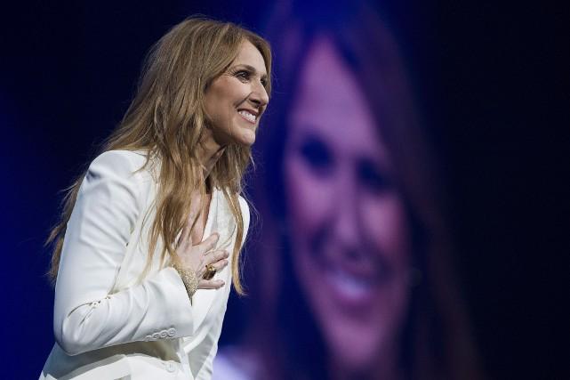Après 10 soirs à Montréal, Céline Dion se... (PHOTO Graham Hughes, PC)