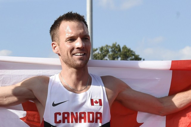 Nathan Brannen... (Photo archives La Presse Canadienne)