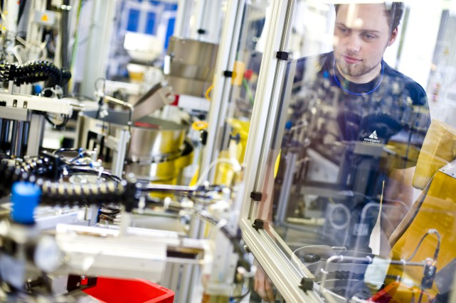 L'usine Raufoss, du groupe autrichien Neuman Aluminium, s'approvisionne... (Photo courtoisie)