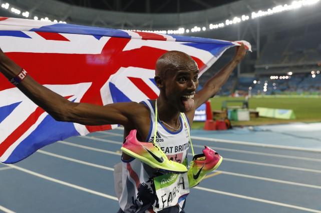 Déjà vainqueur du 10 000 m cette année,... (AFP)