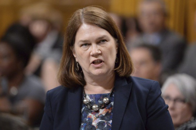 Jane Philpott... (PHOTO ADRIAN WYLD, ARCHIVES LA PRESSE CANADIENNE)